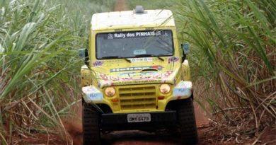 Rally: Equipe sorocabana não termina a 3ª etapa do Paulista