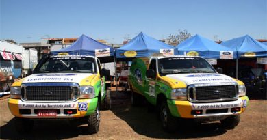 Rally: ZF participa do Rally dos Sertões com apóio à equipe Ford Racing Trucks