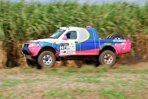 Rally: Principais equipes confirmaram presença em Guararema