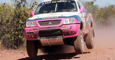 Rally: Helena Deyama está na 11ª colocação geral