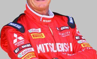 Rally: Equipe Mitsubishi chega. Ingo Hoffmann faz maratona após Sertões