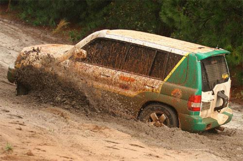 Rally: Terceira etapa do Paulista acontece junto com o Brasileiro Cross Country