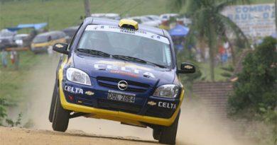 Rally: Irmãos Koerich fazem balanço positivo de sua estréia no Rali de Velocidade