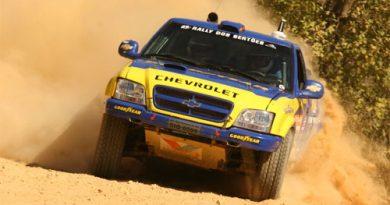 Rally: Irmãos Koerich ficam longe dos problemas e chegam em primeiro na Super Production Diesel