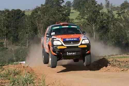 Rally: Leão Racing preparada para a 15ª edição do Rally dos Sertões