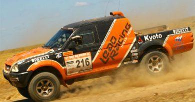 Rally: Leão e Capoani completam 4ª etapa no Rally dos Sertões na 15ª posição