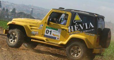 Rally: Paulista Off-road define os campeões da terceria etapa