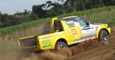 Rally: Itu volta a receber a Mitsubishi Cup