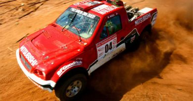 Rally: Paranaenses lideram Rally de Barretos