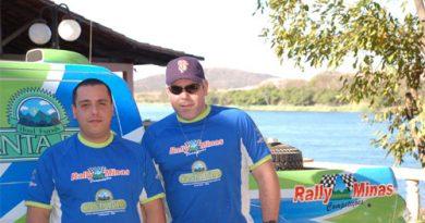 Rally: Equipe Rally Minas já está em Goiânia para o início dos Sertões