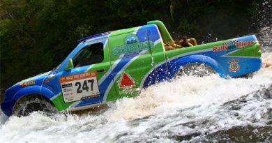 Rally: Equipe Rally Minas termina em 9º lugar