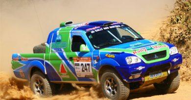 Rally: Mineiros ganham posições no Rally dos Sertões
