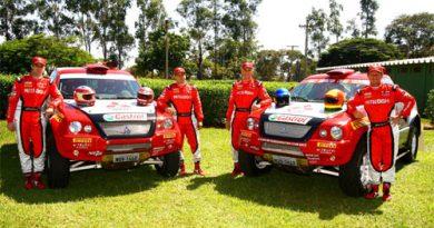 Rally: Mitsubishi Racing faz boa estréia no Rally de Barretos