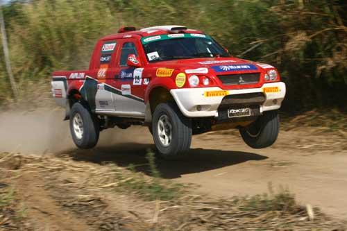 Rally: Mitsubishi Cup recebe Cacá Bueno no dia 7 de julho