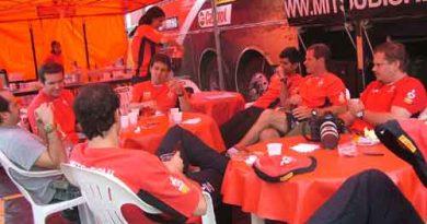 Rally: Em dia curto, Mitsubishi Racing faz 2º e 4º tempos
