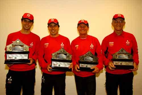 Rally: Mitsubishi Racing faz dobradinha no Rally de Joinville