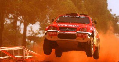 Rally: Promacchina apresenta em Minas carro para os Sertões