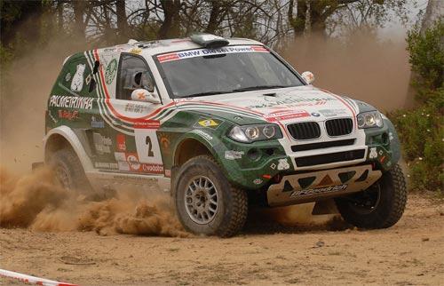Rally: Palmeirinha em 8º na Super Especial do Rally Transibérico