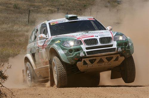Rally: Palmeirinha mantém 8ª posição no segundo dia do Transibérico, ouça