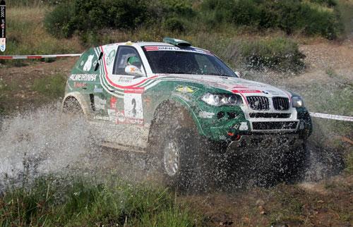 Rally: Palmeirinha disputa na África do Sul segunda etapa do Mundial Cross Country