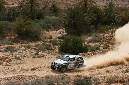 Rally: Terminou o pior Rali do Mundial de Cross Country (ouça o áudio do piloto)