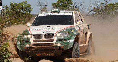 Rally: Palmeirinha chega a terceira vitória seguida