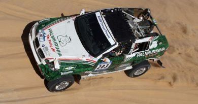 Rally: No penúltimo dia do Desert Challenge, Palmeirinha volta ser o 7º colocado