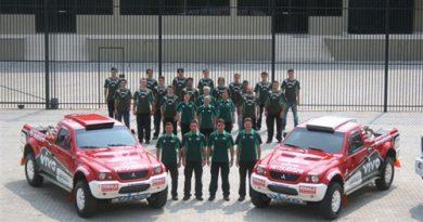 Rally: Bibas e Cavassin são campeões do Paulista de Cross Country 2007