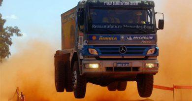 Rally: Salvini Racing fecha o dia com o melhor tempo no Brasileiro Cross Country