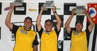 Rally: Salvini Racing conquista o 3º lugar no Paulista de Cross-Country 2007