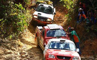 Rally: Primeiro dia do Sertões castiga competidores