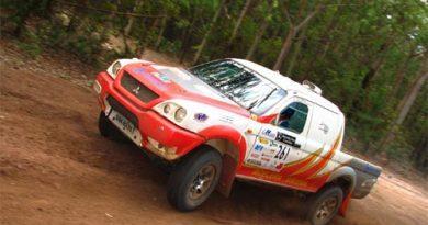Rally: Luiz Facco e Glauber Fontoura terminam o Rally dos Pinhais em segundo na Super Production