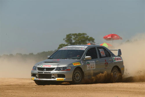 Rally: Spinelli mostra categoria e Vívolo surpreende no batismo