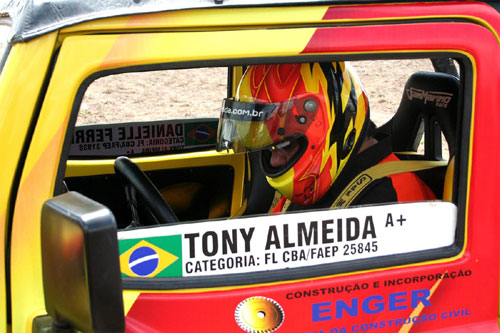Rally: Tony Almeida é 100% na rodada de abertura do Brasileiro em Imperatriz