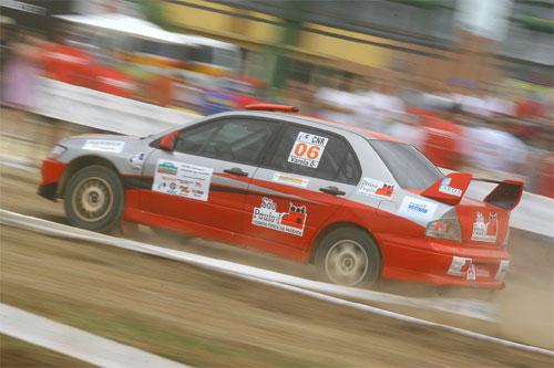 Rally: Varela/Morales vêem primeira etapa do brasileiro como treino
