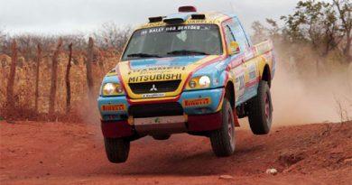 Rally: Dupla Varela/Macedo lidera na Super Production