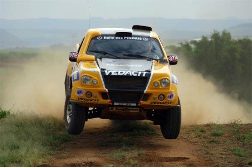 Rally: Alessandro Fabrício é no novo navegador do X Rally Team