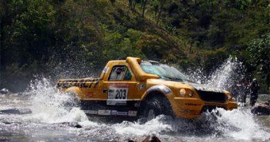 Rally: Dois carros da X Rally completam a quinta etapa dos Sertões