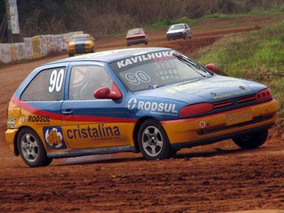 Velocidade na Terra: Pilotos da Kavilhuka Racing dominam quinta etapa do Parananese em Ponta Grossa