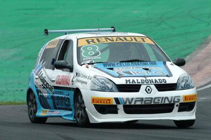 Copa Clio: José Cordova faz a pole position da 10ª etapa