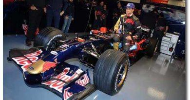 F1: Brasileiros ficam fora dos testes da Toro Rosso