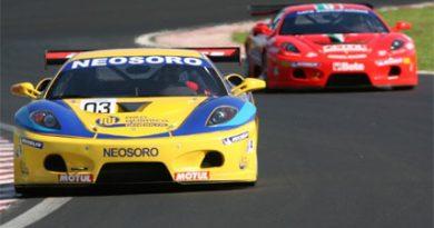 GT3 Brasil: Alencar Júnior satisfeito com rendimento da Ferrari nos treinos