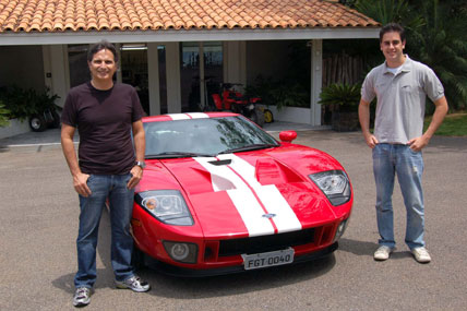 GT3 Brasil: Nelson Piquet anuncia volta às pistas na GT3