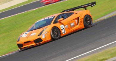 GT3 Brasil: Luciano Burti é o mais rápido do dia