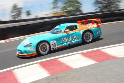 GT3 Brasil: Xandy e Mattheis vão de Dodge Viper na decisão
