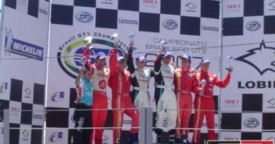 GT3 Brasil: Xandy Negrão e Andrea Mattheis sagram-se campeões em Interlagos