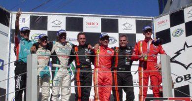 GT3 Brasil: Já campeões, Xandy e Mattheis vencem a última prova da temporada