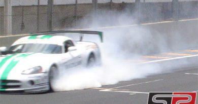 GT3 Brasil: Batida impossibilita participação do Viper no treino classificatório. Confira as fotos