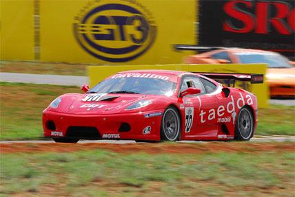 GT3 Brasil: De Ferrari, Ricci e Derani prometem briga acirrada pelo título