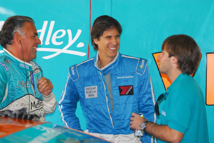 GT3 Brasil: Xandinho fecha testes na Champ Car e pode estrear na GT3
